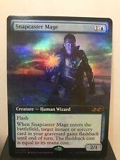 Snapcaster Mage FOIL Ultimate Box Topper Near Mint - Mint Magic MTG