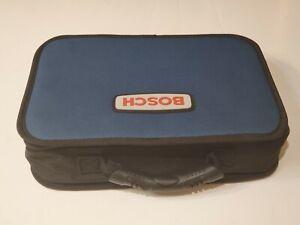 Bosch 12V 18V Heavy Duty Zipper Tool Bag  12 X 9 X 3 Fit Drill Impact JigSaw