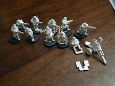 GW 40k IG Tallarn Metal Tallarn squad oop