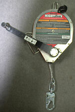 MILLER MIGHTY EVAC MR50G/50FT SELF RETRACTING LIFELINE EMERGENCY RESCUE #86344DW