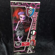 Monster High Dance Class Operetta Doll Swing Daughter of  Phantom Orange Hair