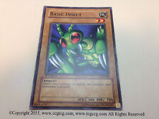 YuGiOh Basic Insect LOB-008 Original 1st Edition Common Card Mint