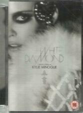 DVD   KYLIE MINOGUE WHITE DIAMOND/HOMECOMING