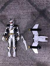 Power Rangers Dino White Talking Power Ranger