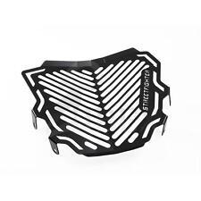 DUCATI STREEFIGHTER 848 BJ 2012-16 RADIATORE COPERTURA RADIATORE ACQUA logo in basso BLACK
