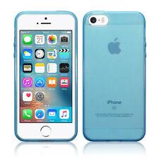 Étuis, housses et coques bleus iPhone SE pour téléphone mobile et assistant personnel (PDA) Apple