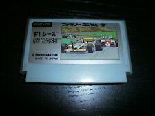 Game Nintendo Famicom(Nes Jap ): F1 Race - Cartridge Only