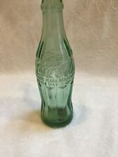 VINTAGE COCA COLA BOTTLE 6  OZ. NEW YORK