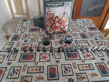 Warhammer 40k Lote Ejército Ángeles Sangrientos Dreadnoughts/Assault Marines