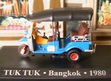 Tuk tuk taxi bangkok thailand 1980 1/43 ixo altaya new