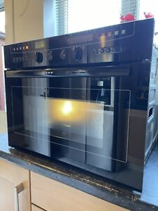 Neff Built-in Combination Microwave Oven B6774S0GB
