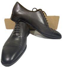 Bruno Magli Men's size 11 Reg Fit Dark Grey Dress Shoes X4-1590