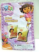 Dora The Explorer Girls Arm Floaties Training Aids One Size New