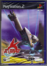 PS2 Jet Ion GP (2002), UK Pal, Brand New & Sony Factory Sealed