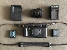 Fujifilm X Series X-Pro2 Digital Camera w/ XF 35mm F2 R WR & Extra Battery