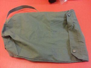 Schweizer Tragebeutel Tasche grau / unbenutzter Lagerbestand / neuwertig Vintage