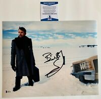 Billy Bob Thornton Autographed Fargo 11x14 Photo Signed Sling Blade Beckett COA
