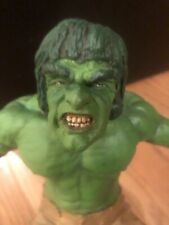 INCREDIBLE HULK!!!!  MODEL FROM THE TV SHOW! LOU FERRIGNO RARE!!!!!!