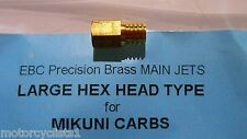 EBC BRAND MIKUNI STYLE HEX MAIN JET 380 VM4/042