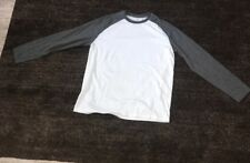 long sleeve, Raglan, T-shirt, Medium