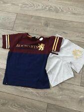 Bnwt Harry Potter girls boys shorts pj  age 7/8 last one