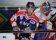 CS13 Rene Corbet / Danny aus den Birken Adler Mannheim DEL 2008-09