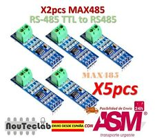 5pcs MAX485 Module RS-485 TTL to RS485 MAX485CSA Converter Module for Arduino