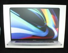 "Empty Box - Apple Macbook Pro 16"" 16-inch Space Gray 2019 - Box Only"