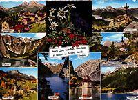 Berchtesgadener Land  , Ansichtskarte ,  gelaufen