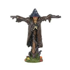 Department 56 Halloween Village Lit Sinister Scarecrow Figurine 6001750 New