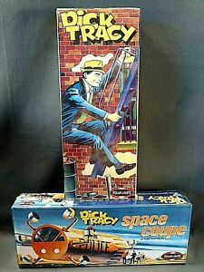 Polar Lights DICK TRACY & SPACE COUPE COMBO PACK 2 KITS # 5093/5097 BOTH SEALED