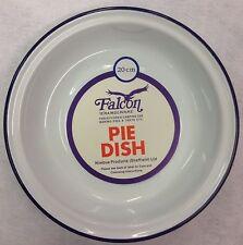 Falcon Enamel Round Pie Dish 20cm