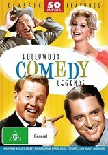 Hollywood Comedy Legends - DVD 50 movies Brand New still Sealed FREE POSTAGE