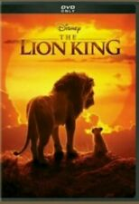 The Lion King (DVD, 2019) BRAND NEW