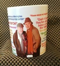 TV sitcom 'Still Game' 11oz Mug featuring 2 characters & their hilarious sayings