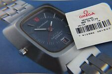 Vintage 1970s Omega Electroquartz f8192Hz Watch CRYSTAL 063 TN5179  for 196.005