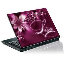 TaylorHe Calcomanía Vinilo Piel Etiqueta Engomada de la portátil personalizada con tu nombre P123