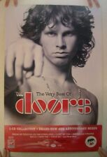 The Doors Poster  The Very Best Of  Jim Morrison Great Shot Of Jim