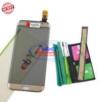 FREE SHIP for Samsung Galaxy S7 Edge G935F Gold LCD Digitizer Unit+Tools ZVLU351