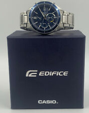 CASIO EDIFICE EFS-S510 SAPPHIRE CRYSTAL SOLAR POWERED STAINLESS STEEL WATCH