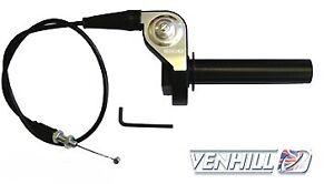 Venhill Quick Action Throttle for Suzuki SV650 2003 -2010