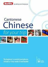 Berlitz Speaking Your Language : Cantonese Chinese for Your Trip by Berlitz...
