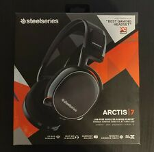 SteelSeries Arctis 7 Black Headset Wireless for Pc, Ps4. Xbox & Accessories