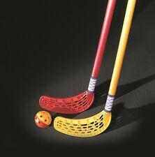 UNIHOC - Floorball Set da 12 mazze + 6 palline