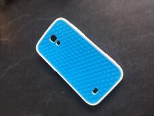 Samsung S4 Case Rubber Blue