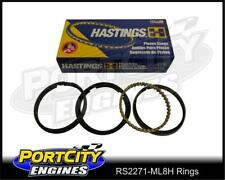 """Hastings Moly Ring Set Ford 289 302 351 Cleveland Windsor V8 4"""" bore RS2271"""