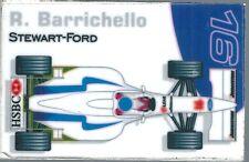 Aimant magnet Prost 1999 Formule 1 Formula 1 F1 Rubens Barrichello HSBC Stewart