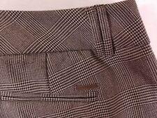 NWT Women's New York & Company Bootcut 7th Avenue Pants Checked 6P Petite