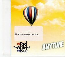 (FT868) The Red The White And The Blue, Anytime - 2012 DJ CD