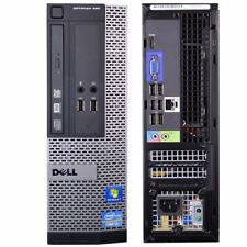 Dell OptiPlex 390 (250GB, Intel Core i3 2nd Gen., 3.1GHz, 4GB RAM) PC Desktop